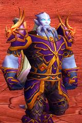 Draenei Male