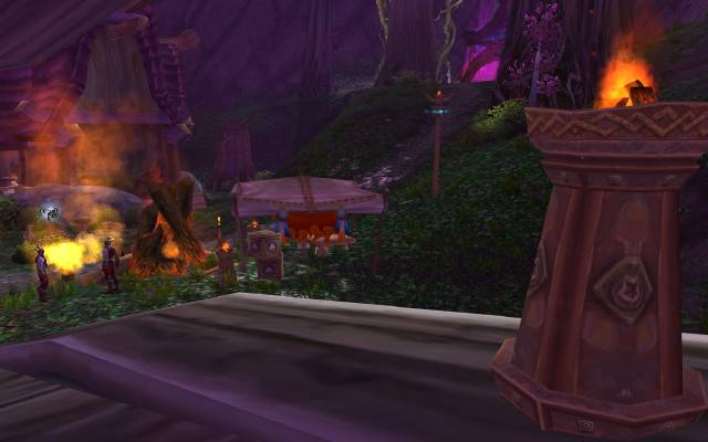 The Fire Festival comes to Ruth'eran Village