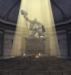 Uther's Tomb