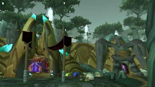 The Lower City, Shattrath