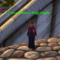 Orphan Matron Nightingale