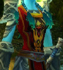 Tabard of Flame